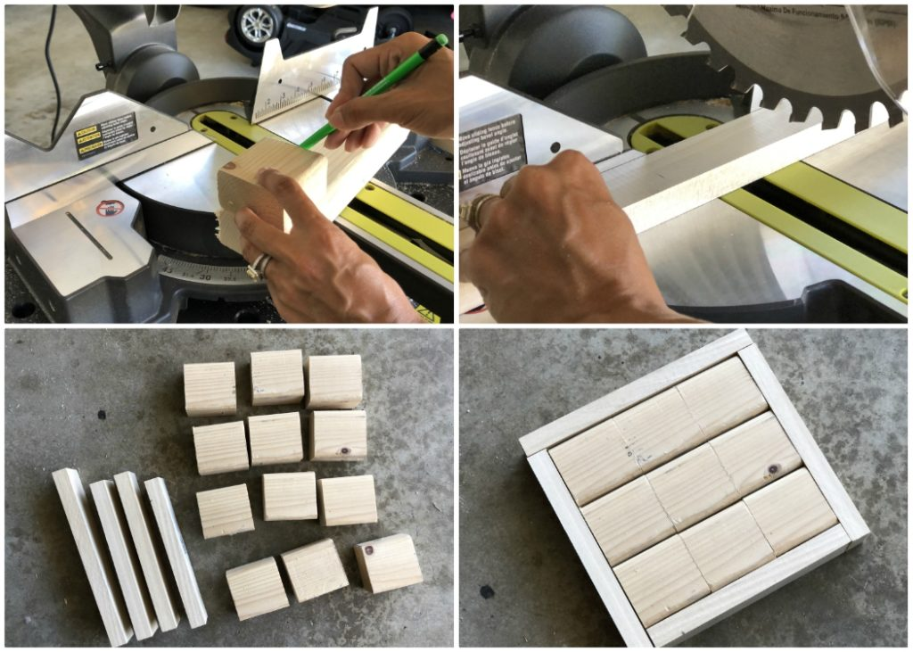 Wood Scrap Tic Tac Toe Project
