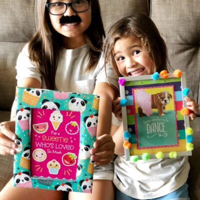 Dollar Tree Challenge DIY Picture Frames