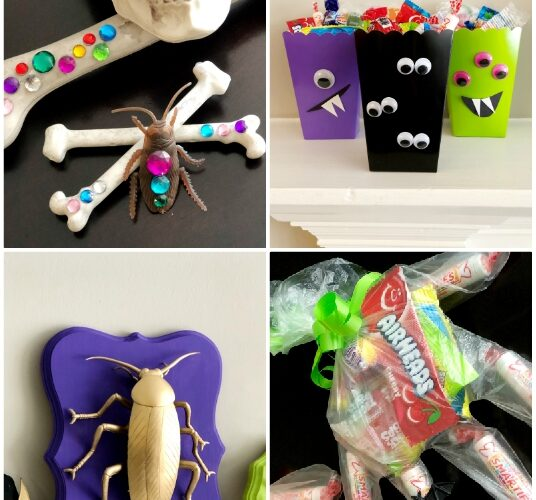 4 Family Friendly Halloween Crafts