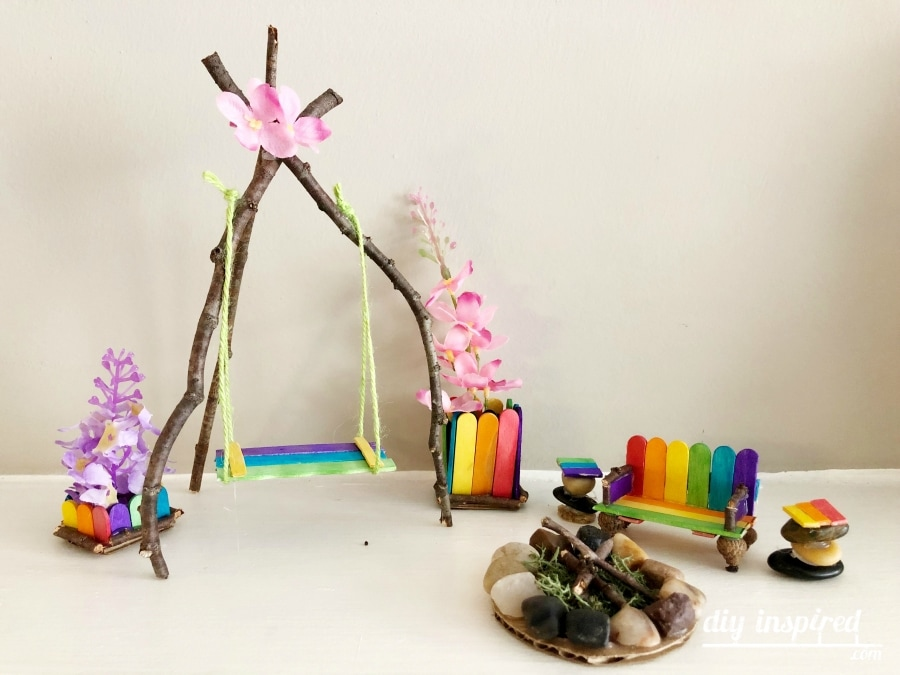 Easy Fairy Garden DIY Ideas