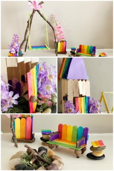 Fairy Garden DIY Accessories