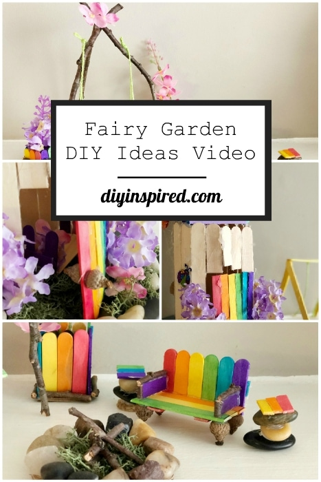 Fairy Garden DIY Ideas Video