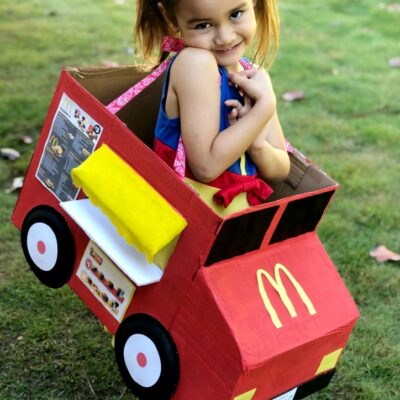 McDonald's Food Truck Costume
