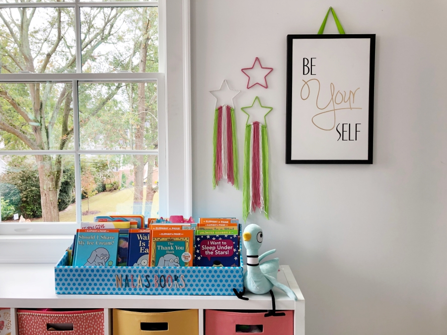 Easy Nursery Wall Art