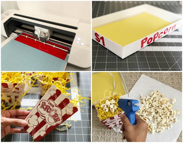 Popcorn Vendor DIY Easy Costume Idea