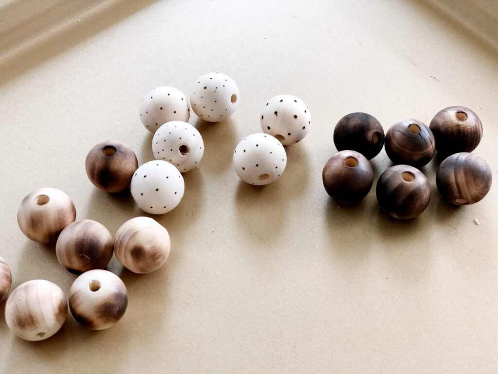 Wood Burned Beads with Bernzomatic ST2200
