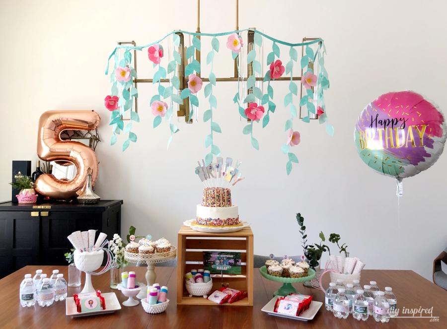 Gabbys Dollhouse Party Ideas - DIY Inspired