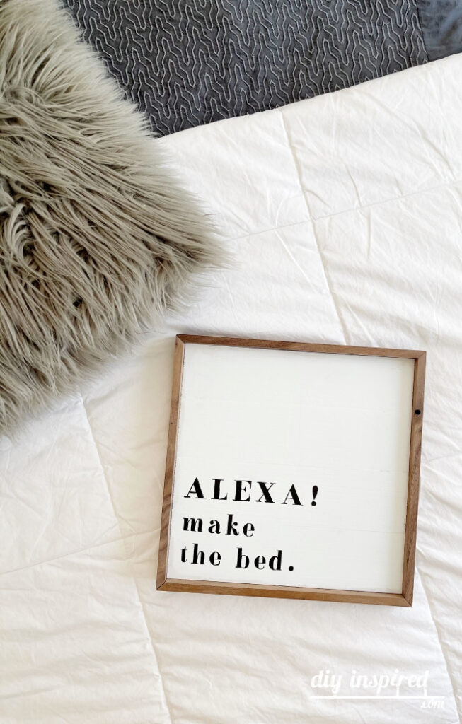 DIY Funny Bedroom Sign Ideas