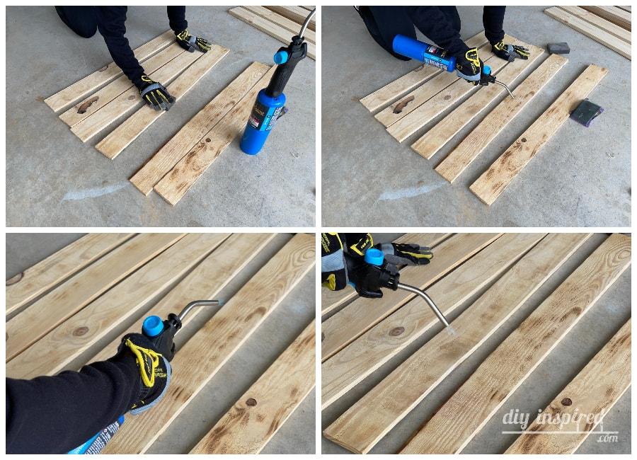 Prepping Scrap Wood