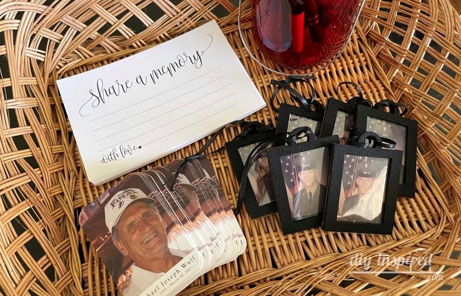 Compartilhe um Memory Cards para Memorial