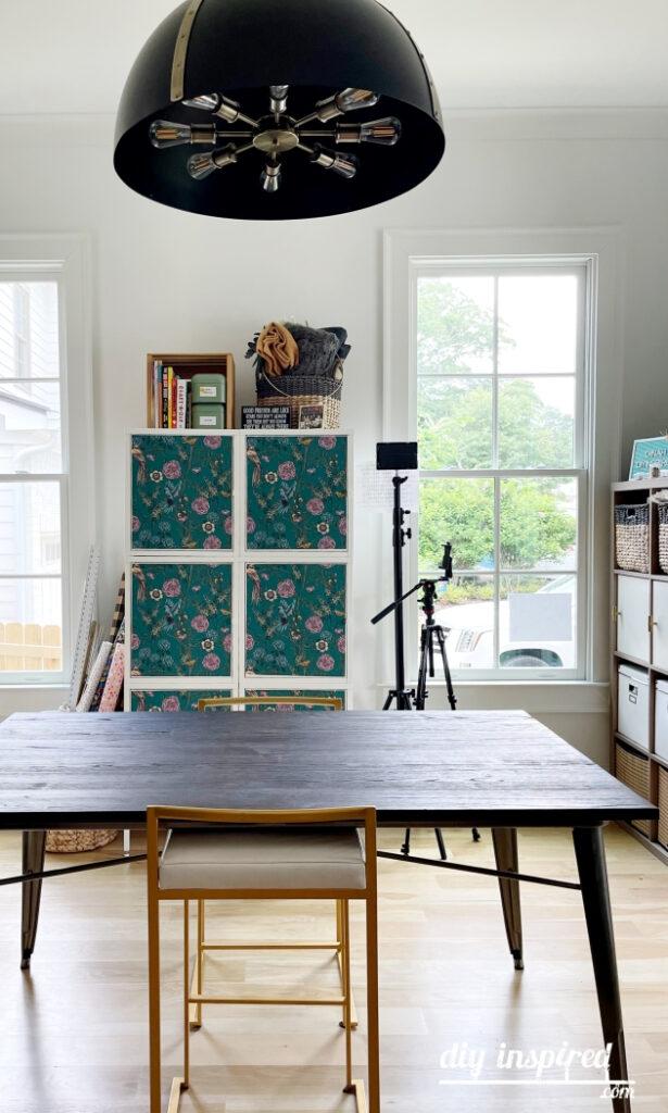 New Craft Room Storage Ideas