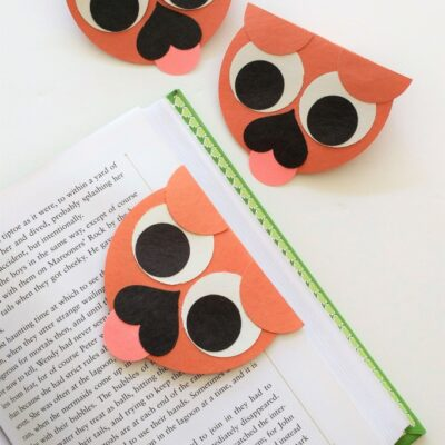 4 Easy Paper Crafts for Kids