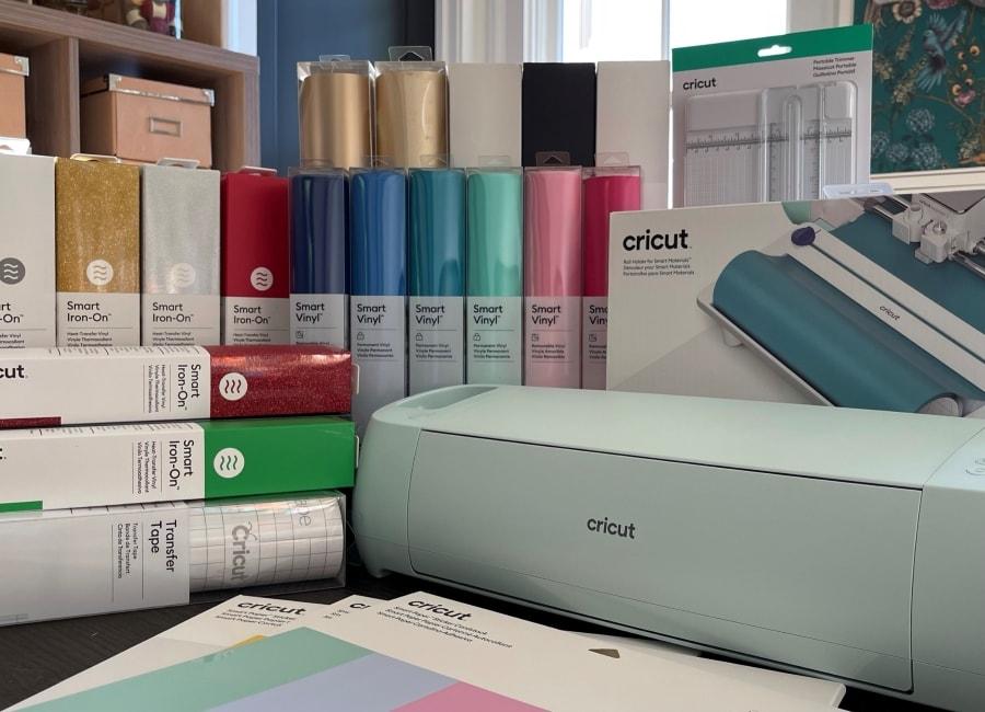 Cricut Explore 3 and Smart Materials Review