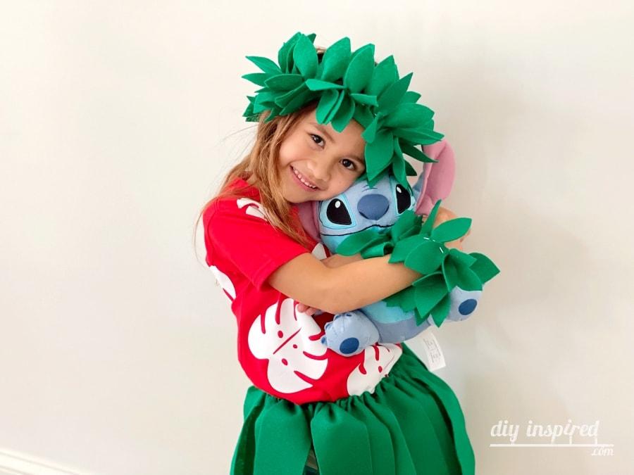 DIY Lilo Costume