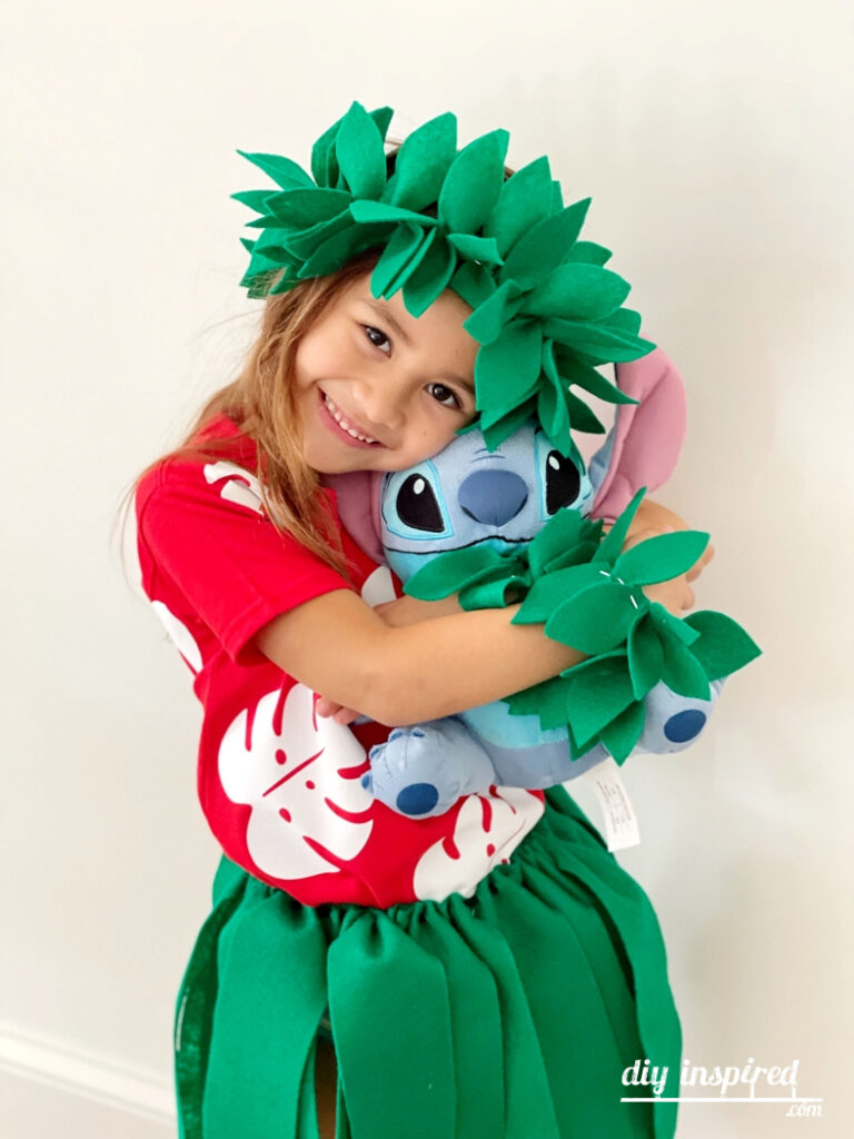 Lilo Halloween Costume DIY