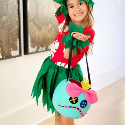 Scrump Lilo and Stitch Halloween