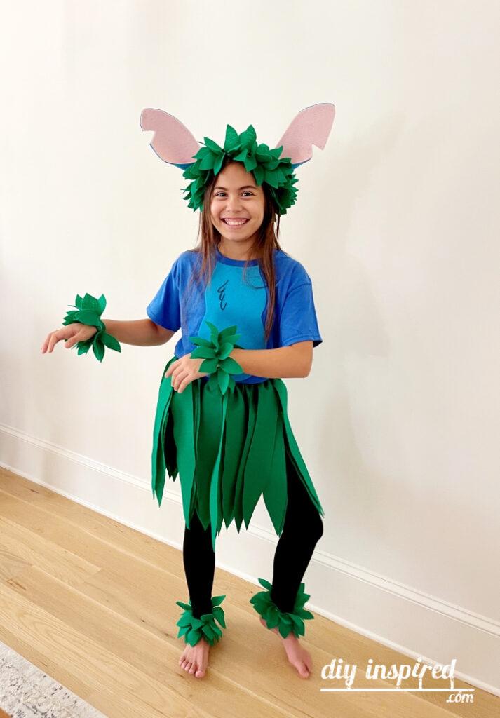 Stitch Halloween Costume DIY
